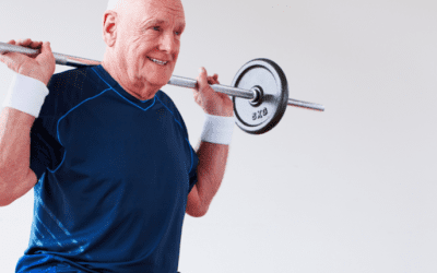 Resistance training to combat ageing……
